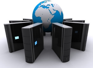 Web Hosting Server Images